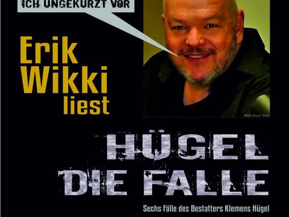 Krimilesung mit Erik Wikki